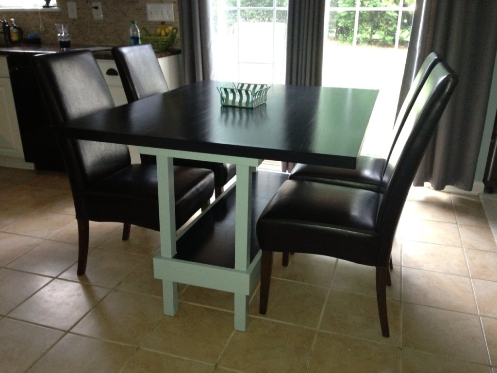 Old bench table