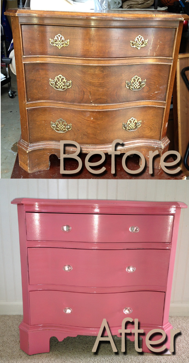 Before Amp After Fresh Vintage Nc