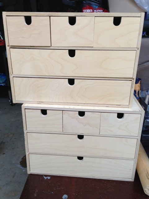 Ikea Moppe-5 drawers
