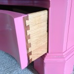 Pink nightstand - Pennsylvania House Furniture