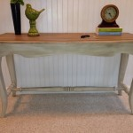 Pine Foyer Table 05