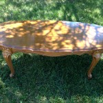 Maple coffee table 01