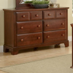 Vaughan-Bassett-Hamilton-Franklin-6-Drawer-Dresser