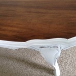 Maple coffee table 12