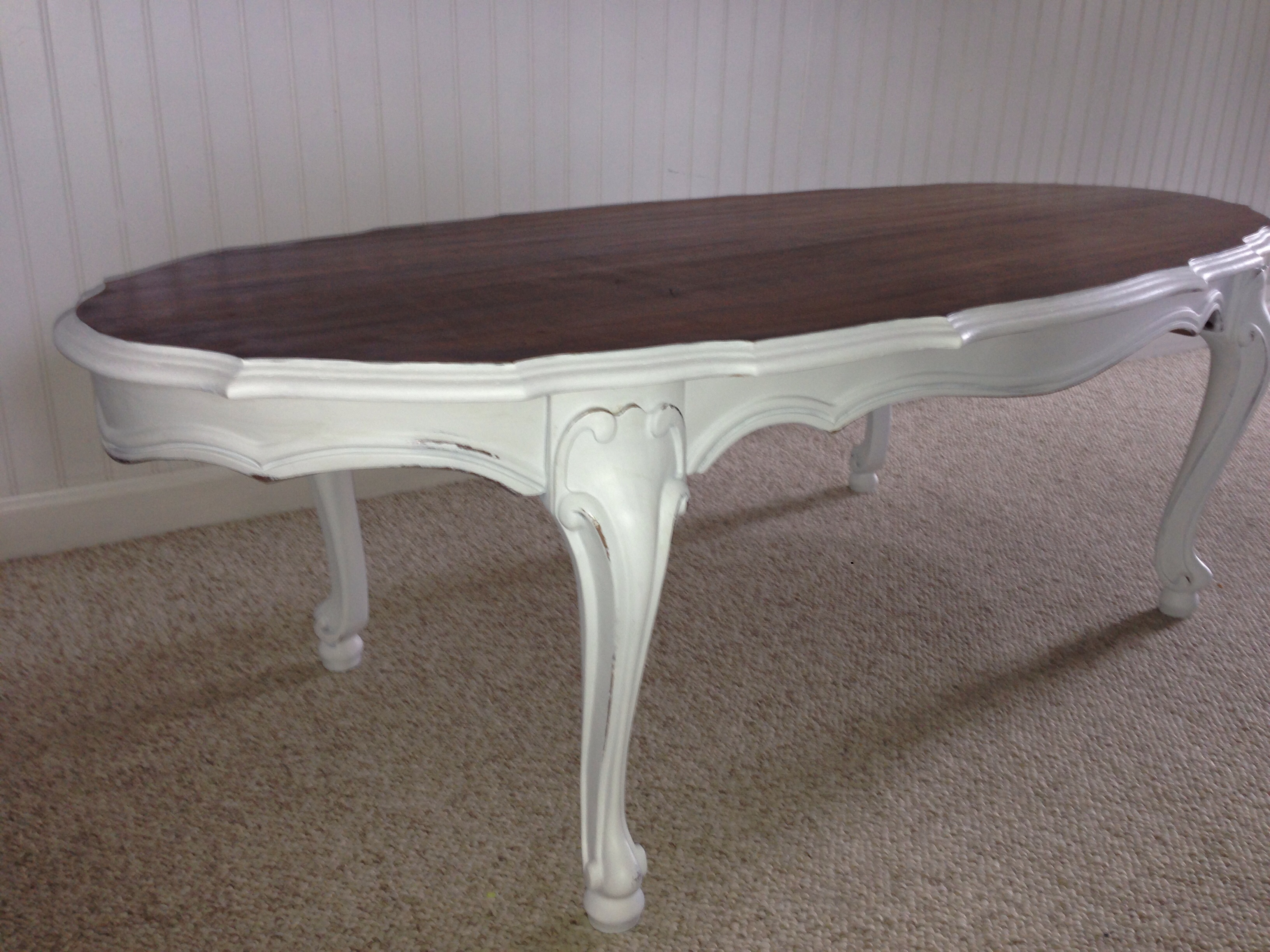 Maple Coffee Table Fresh Vintage Nc