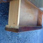 Walnut 1-drawer end table 02