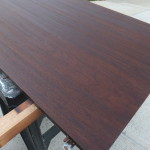 Duncan Phyfe table with leaf 12