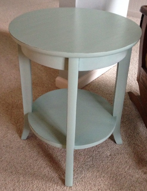 Pottery Barn Chloe table 01