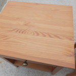 Simple pine nightstands 03