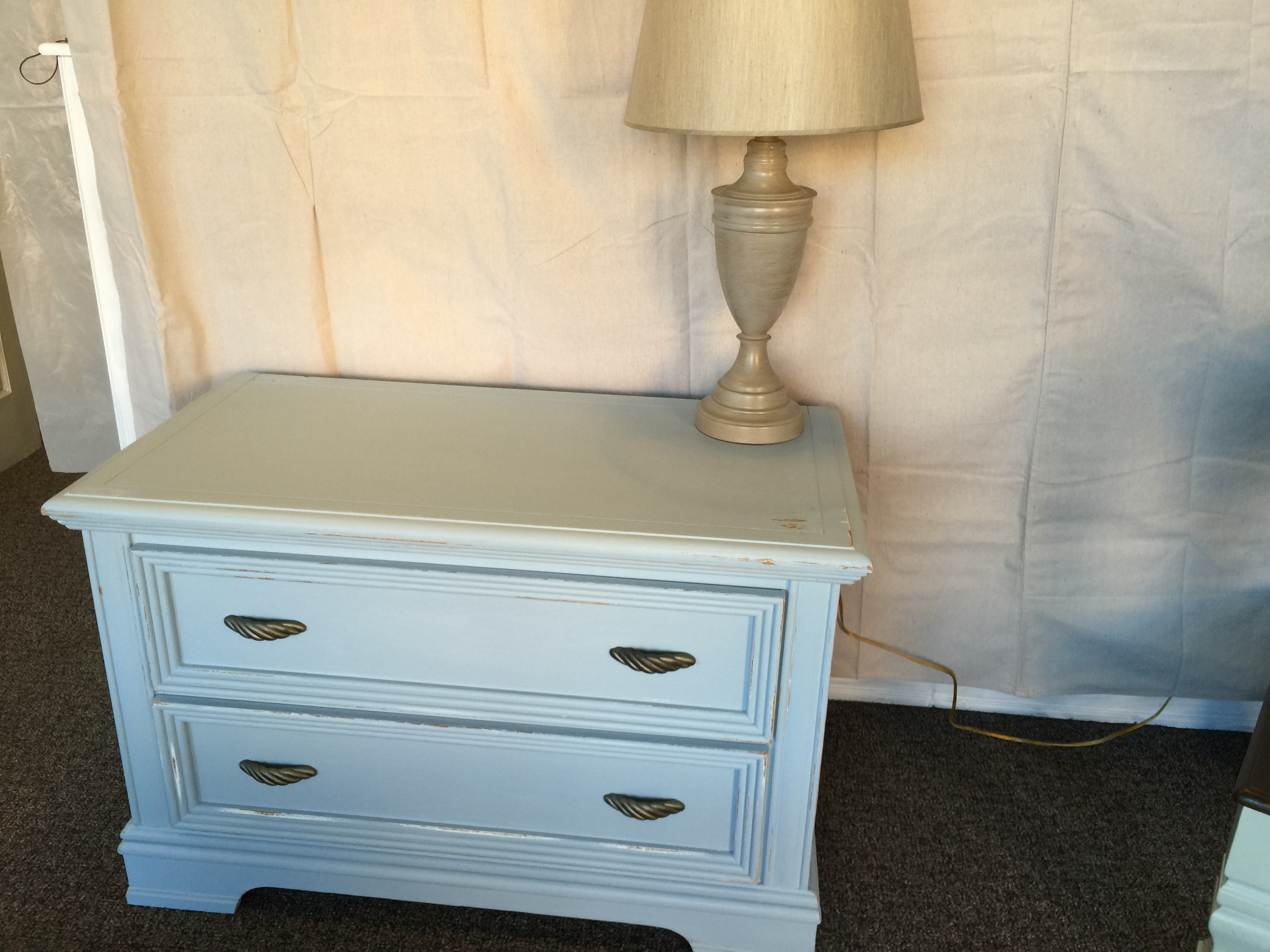 Large Nightstand Small Dresser Fresh Vintage Nc