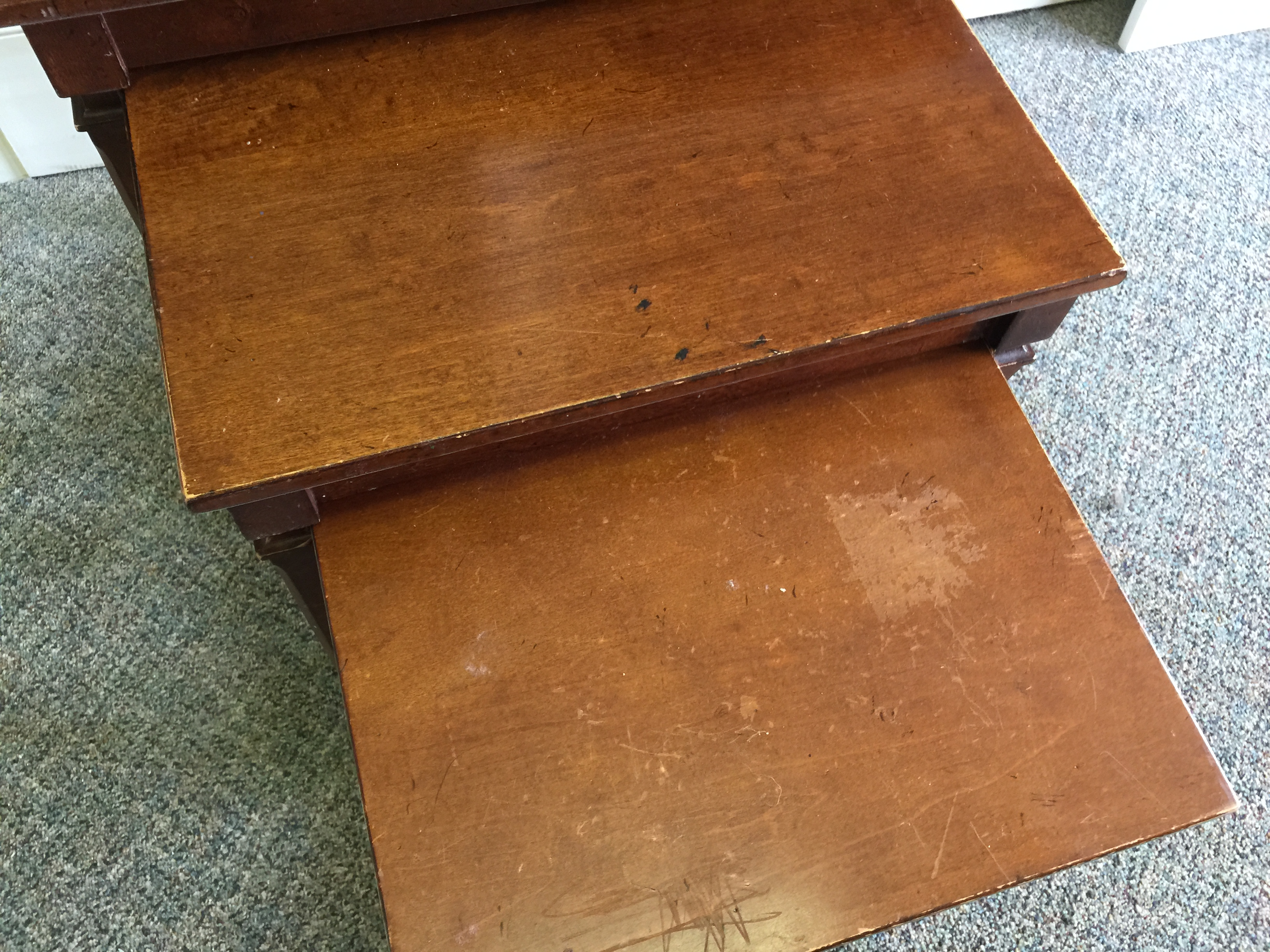 Thomasville Furniture Nesting Tables Fresh Vintage Nc