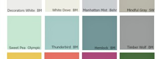 How to choose the right paint color!