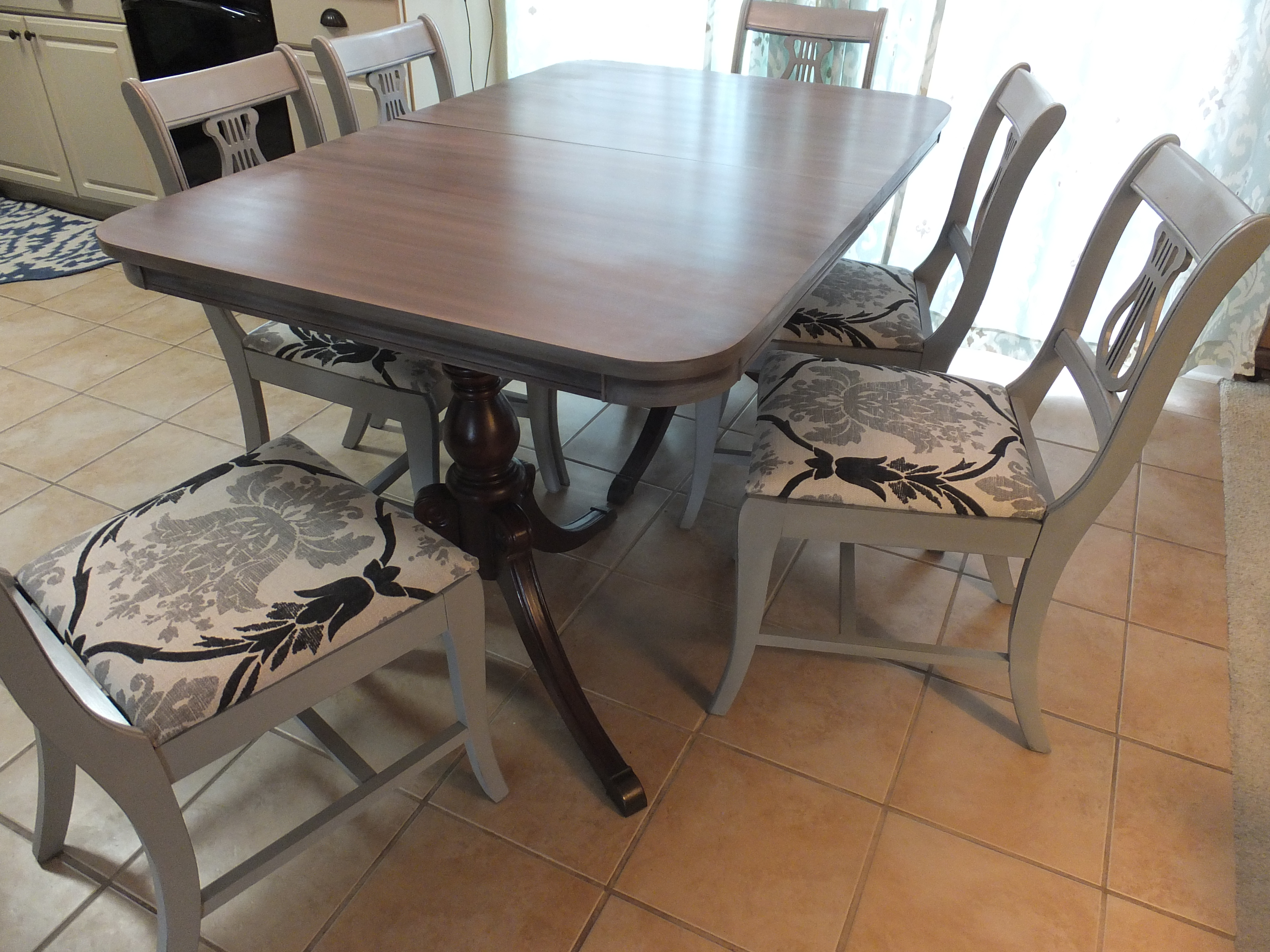Very Best 6 Duncan Phyfe Style Chairs Fresh Vintage Nc Gv91